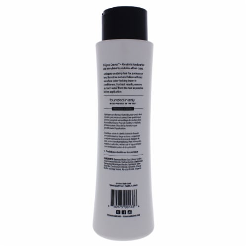 Crema Plus Keratin Reparative Daily Conditioner by Terax for Unisex - 16 oz Conditioner Perspective: back