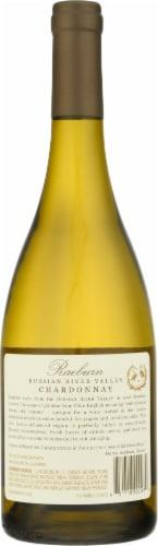 Raeburn Russian River Valley Chardonnay White Wine Perspective: back