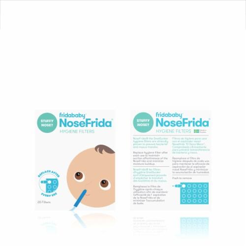 Fridababy NoseFrida Hygiene Filters Perspective: back