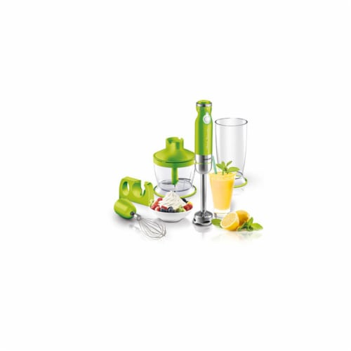 Sencor Stick Blender with Accessories - Green Perspective: back