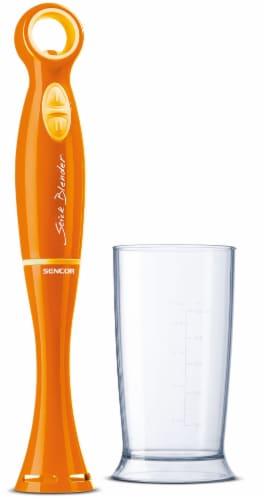 Sencor Stick Blender with Beaker - Orange Perspective: back