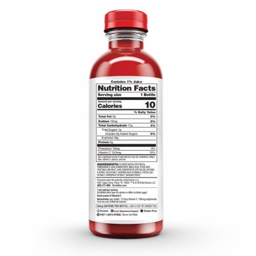Bai Ipanema Pomegranate Antioxidant Infused Beverage Perspective: back