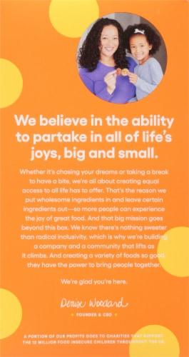 Partake Gluten-Free Vegan Ginger Snap Cookies Perspective: back
