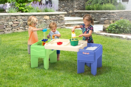 Simplay3 In & Out Activity Table Perspective: back