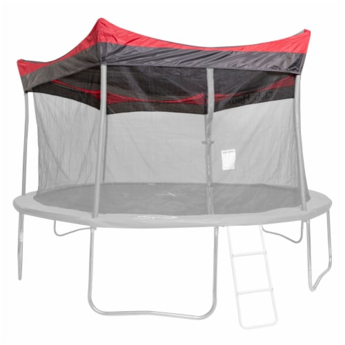 Propel Trampolines 12 Foot Shade Cover for Propel P12-6GE & K12-6BE, Multicolor Perspective: back