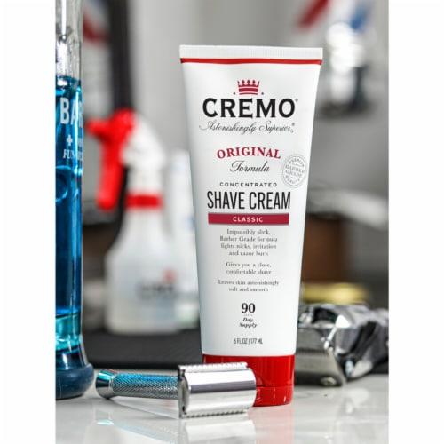Cremo™ Original Shave Cream Perspective: back