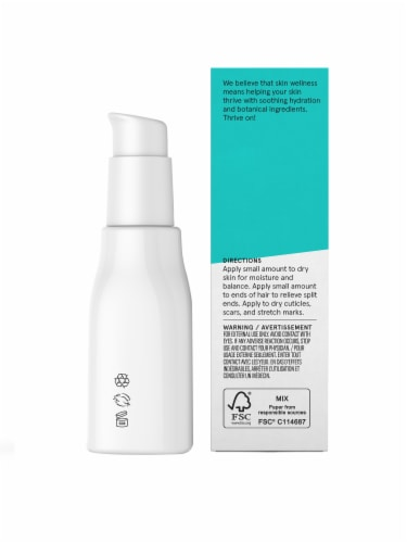 Acure The Essentials Marula Oil Perspective: back