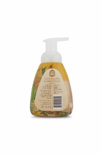 DR. JACOBS NATURALS 10 FL OZ. CASTILE HAND SOAP - ALMOND HONEY Perspective: back