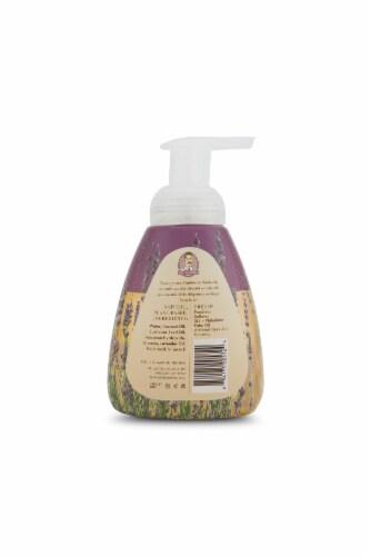 DR. JACOBS NATURALS 10 FL OZ. CASTILE HAND SOAP - LAVENDER Perspective: back