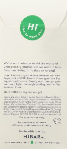 HiBAR™ Maintain Conditioner Perspective: back