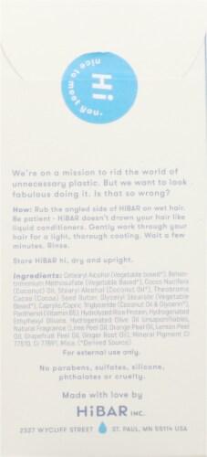 HiBAR Moisturize Conditioner Perspective: back