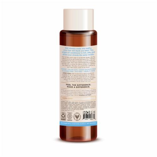 Soapbox Argan Oil Conditioner Perspective: back