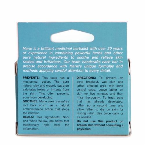 Marie's Original Acne Control Soap Perspective: back