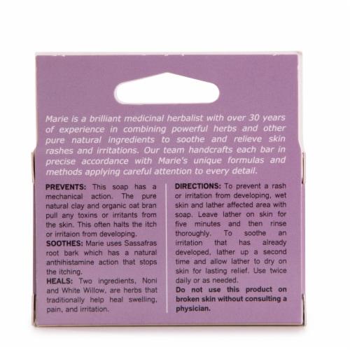 Marie's Original Eczema & Psoriasis Soap Perspective: back