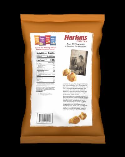 Harkins Creamy Caramel Popcorn Perspective: back
