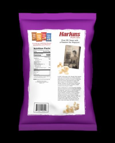Harkins Kettle Corn Popcorn Perspective: back