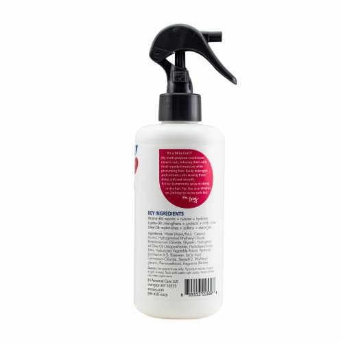 SoCozy Kids Curl Leave-In Conditioner Perspective: back