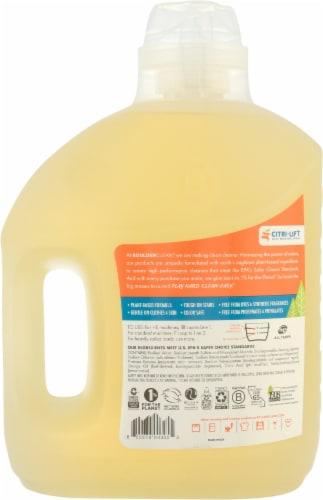 Boulder Clean Natural Liquid Laundry Detergent Perspective: back