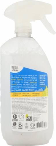Boulder Clean Oxi-Smart Natural Laundry Stain Remover Perspective: back