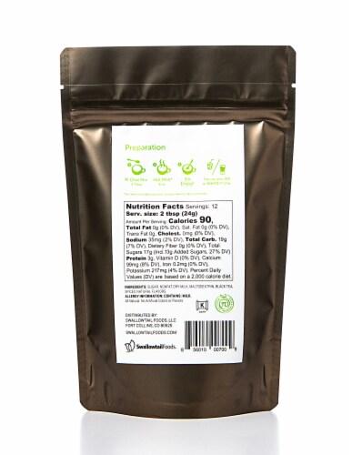 Pi Chai Original Chai Tea Latte Mix Perspective: back