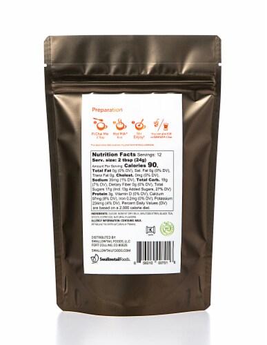 Pi Chai Java Chai Tea Latte Mix With Espresso Perspective: back