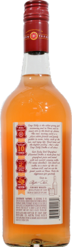 Deep Eddy Ruby Red Vodka Perspective: back