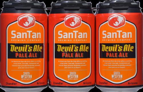 SanTan Devils Ale Perspective: back