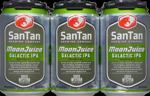 SanTan MoonJuice Galatic IPA Perspective: back