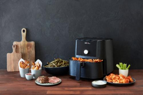 Instant Pot® Vortex Air Fryer - Black Perspective: back