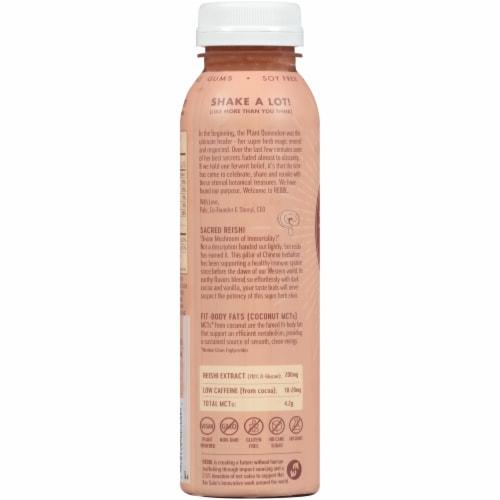REBBL Organic Reishi Chocolate Immunity Elixir Perspective: back