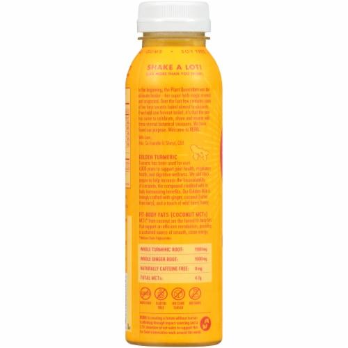 REBBL Tumeric Golden-Milk Revitalizing Elixir Perspective: back