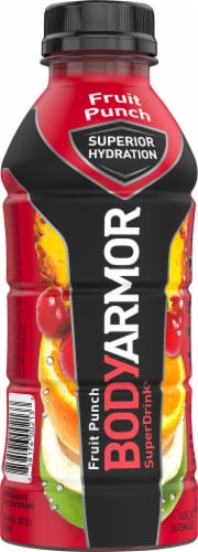 BODYARMOR Fruit Punch Sports Drink Perspective: back