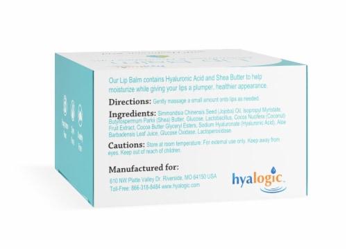 Hyalogic Hyaluronic Acid Lip Balm Perspective: back
