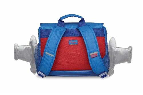 Bixbee Small Rocketflyer Backpack Perspective: back