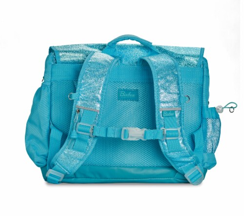 Bixbee Large Sparkalicious Backpack - Turquoise Perspective: back