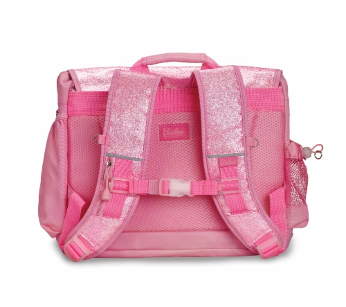 Bixbee Medium Sparkalicious Backpack - Pink Perspective: back