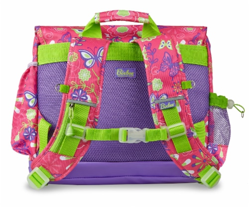 Bixbee Medium Butterfly Garden Backpack Perspective: back