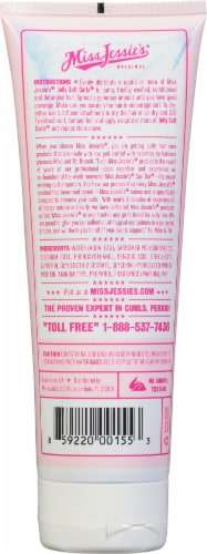 Miss Jessie's Jelly Soft Curls Styling Gel Perspective: back