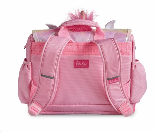 Bixbee Animal Pack Small Unicorn Backpack Perspective: back