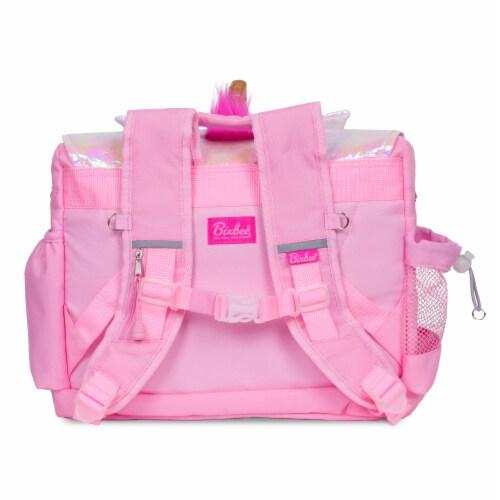 Bixbee Animal Pack Medium Unicorn Backpack Perspective: back
