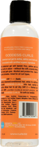 Curls Goddess Curls Gel Perspective: back