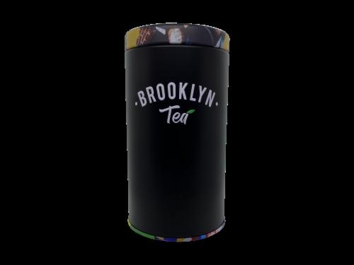 Vanilla Rooibos Loose Leaf Tea Perspective: back