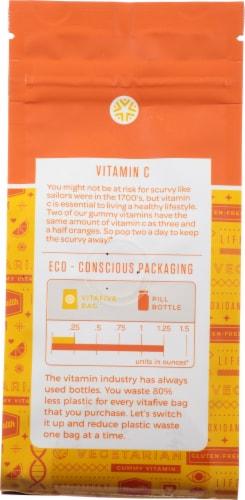 vitafive Vitamin C for Immunity Gummies Perspective: back