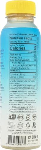 Lemon Perfect® Organic Just Lemon Cold-Pressed Lemon Water Perspective: back