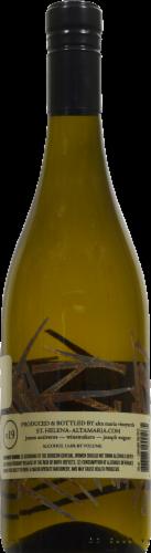 Alta Maria Chardonnay Perspective: back