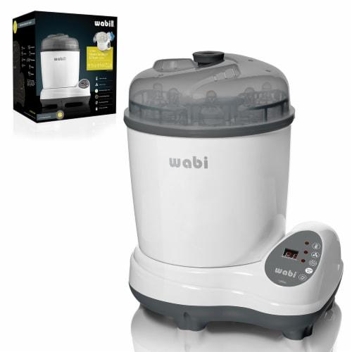 Wabi Electric Steam Bottle Sanitizer & Dryer Perspective: back