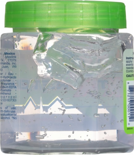 Wet Line Xtreme Clear Extra Hold Styling Gel Perspective: back
