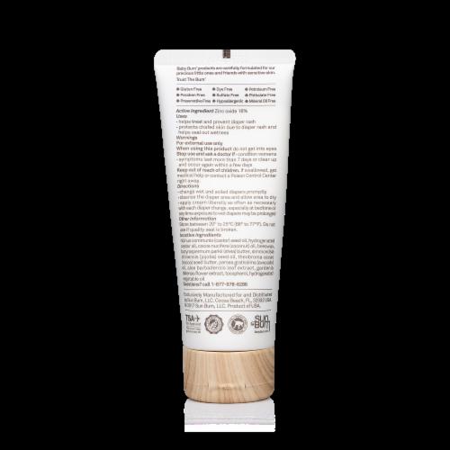 Baby Bum Fragrance Free Diaper Rash Cream Perspective: back