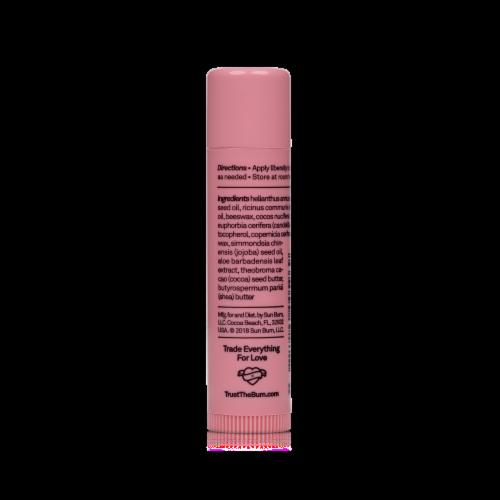 Sun Bum Wild Strawberry CocoBalm Lip Balm Perspective: back