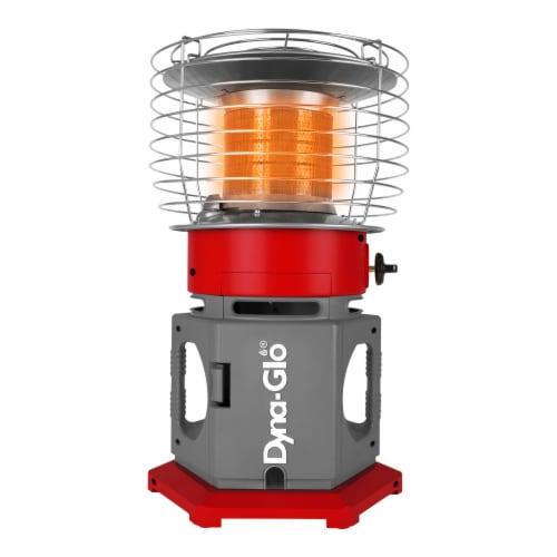 Dyna-Glo® HeatAround 360 Elite Heater - Red Perspective: back